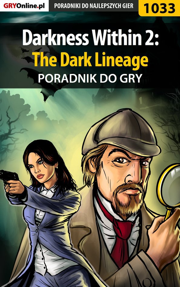 Darkness Within 2: The Dark Lineage - poradnik do gry - Ebook (Książka EPUB) do pobrania w formacie EPUB