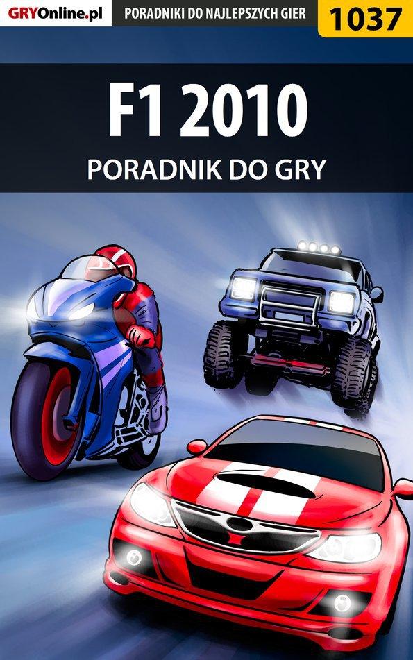 F1 2010 - poradnik do gry - Ebook (Książka EPUB) do pobrania w formacie EPUB