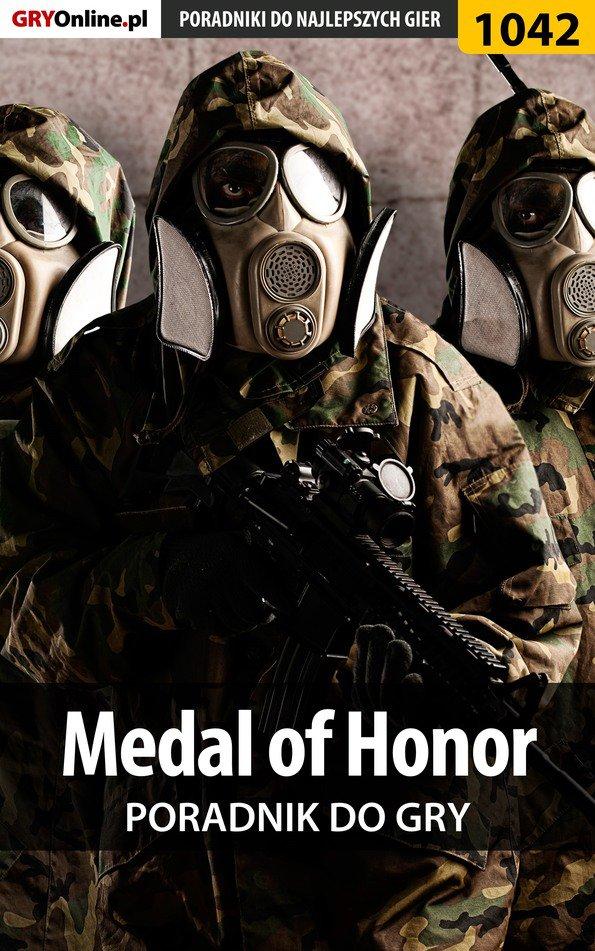 Medal of Honor - poradnik do gry - Ebook (Książka EPUB) do pobrania w formacie EPUB