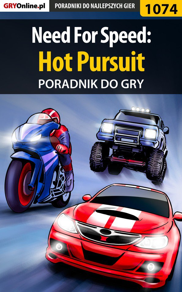 Need For Speed: Hot Pursuit - poradnik do gry - Ebook (Książka EPUB) do pobrania w formacie EPUB