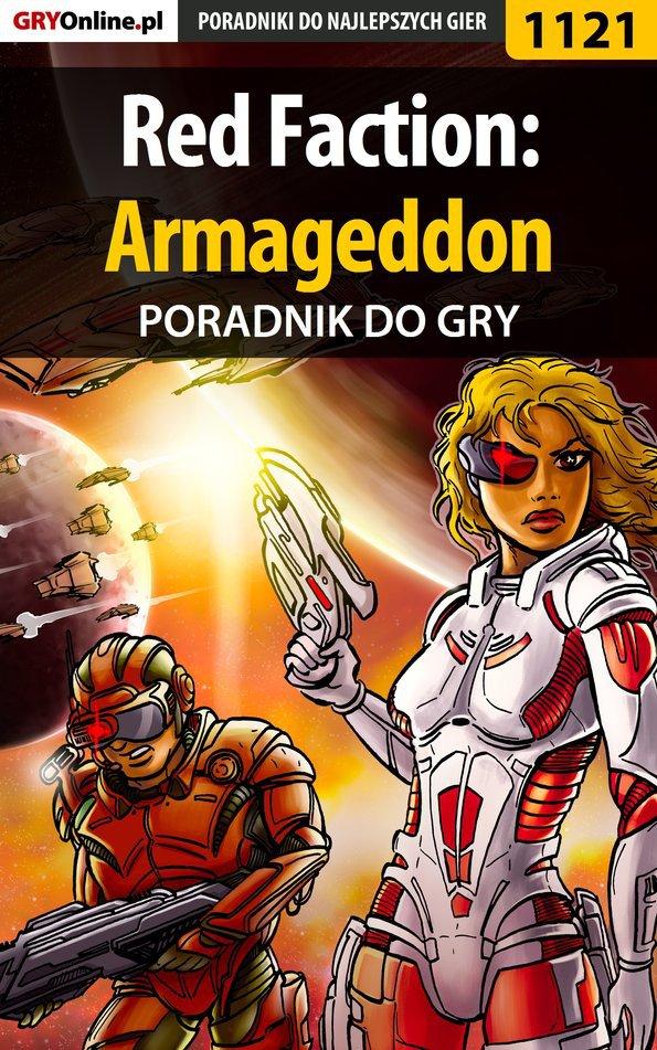 Red Faction: Armageddon - poradnik do gry - Ebook (Książka EPUB) do pobrania w formacie EPUB