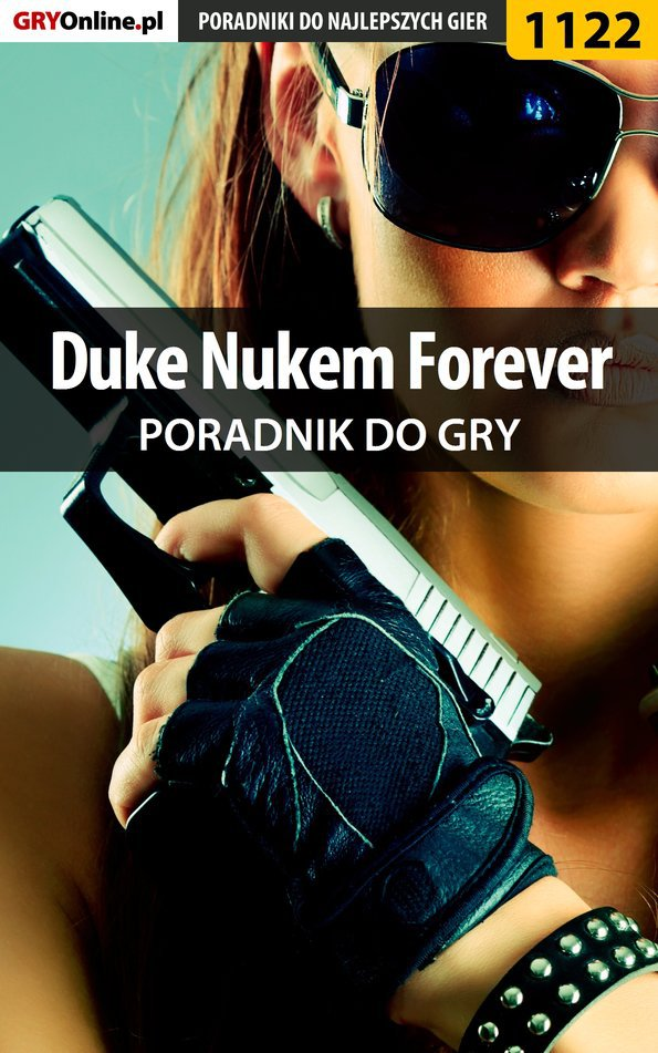 Duke Nukem Forever - poradnik do gry - Ebook (Książka EPUB) do pobrania w formacie EPUB