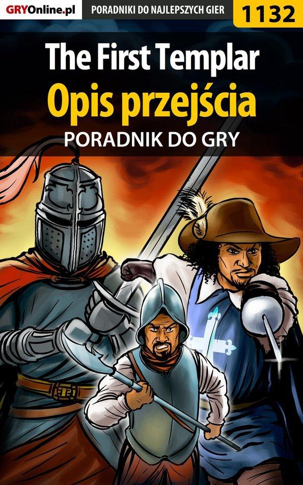 The First Templar - opis przejścia - poradnik do gry - Ebook (Książka EPUB) do pobrania w formacie EPUB