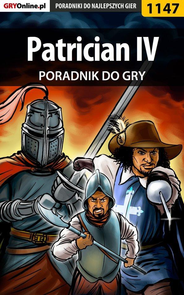 Patrician IV - poradnik do gry - Ebook (Książka EPUB) do pobrania w formacie EPUB