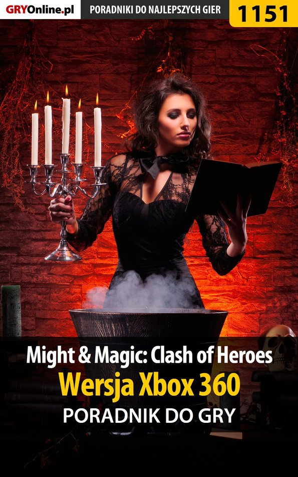 Might  Magic: Clash of Heroes - Xbox 360 - poradnik do gry - Ebook (Książka EPUB) do pobrania w formacie EPUB