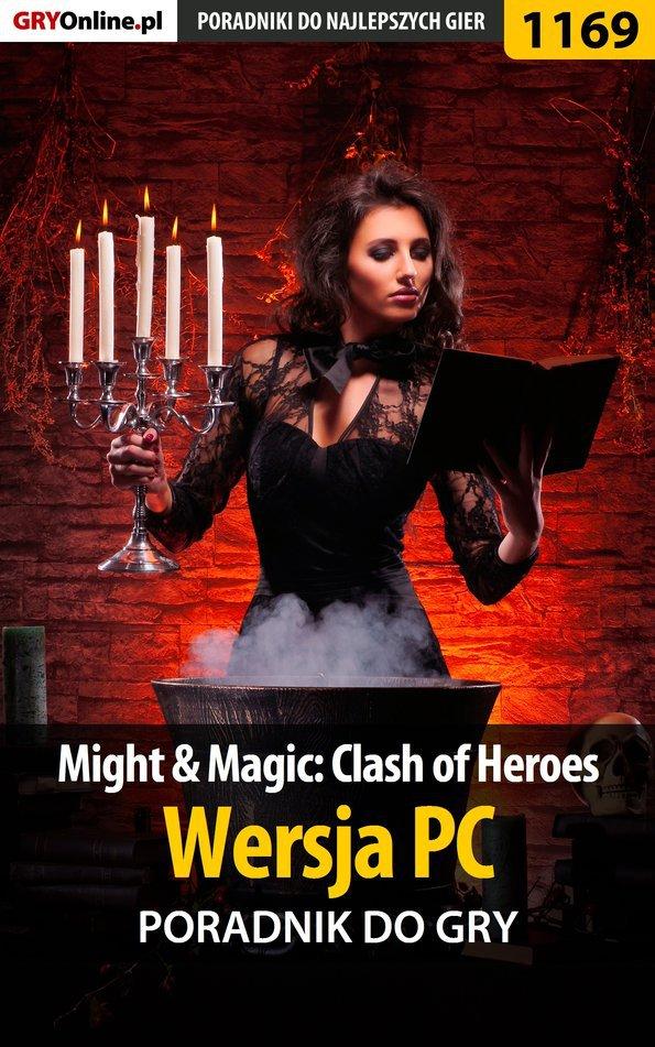 Might  Magic: Clash of Heroes - PC - poradnik do gry - Ebook (Książka EPUB) do pobrania w formacie EPUB