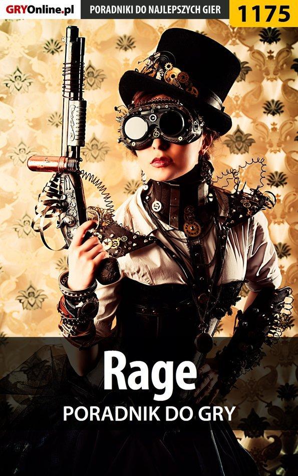 Rage - poradnik do gry - Ebook (Książka EPUB) do pobrania w formacie EPUB
