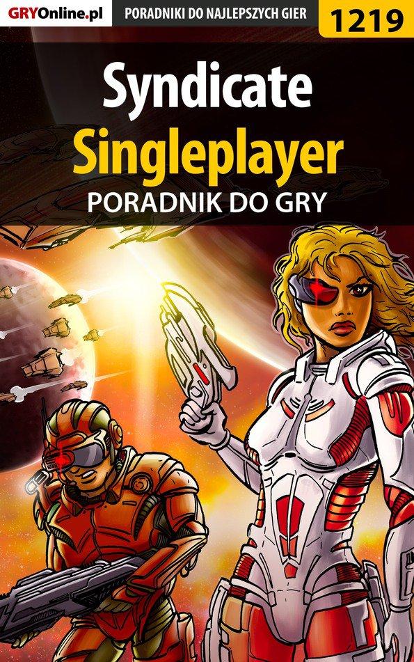 Syndicate - singleplayer - poradnik do gry - Ebook (Książka EPUB) do pobrania w formacie EPUB