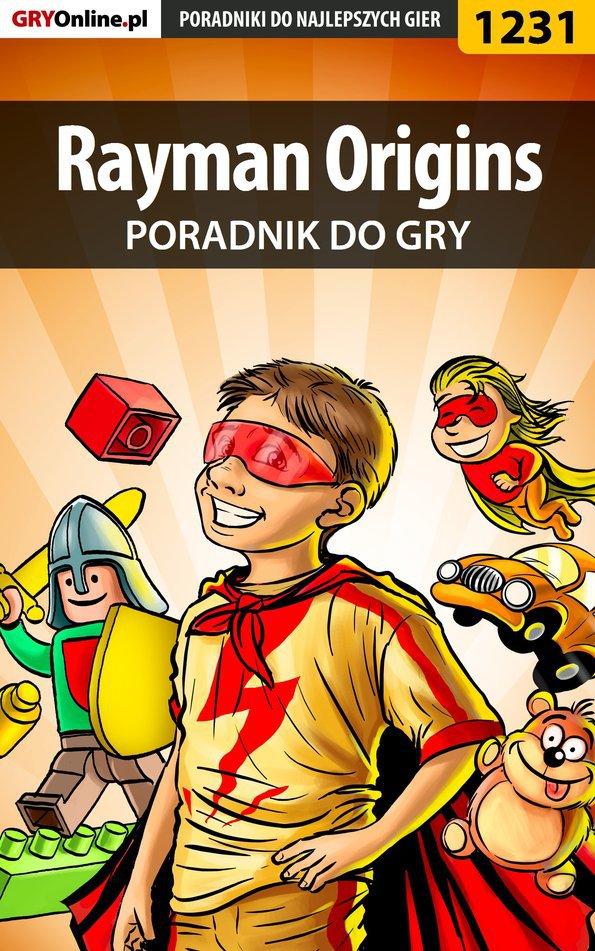 Rayman Origins - poradnik do gry - Ebook (Książka EPUB) do pobrania w formacie EPUB