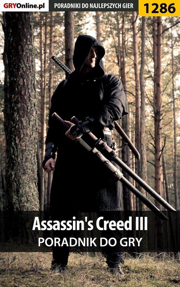 Assassin's Creed III - poradnik do gry - Ebook (Książka EPUB) do pobrania w formacie EPUB