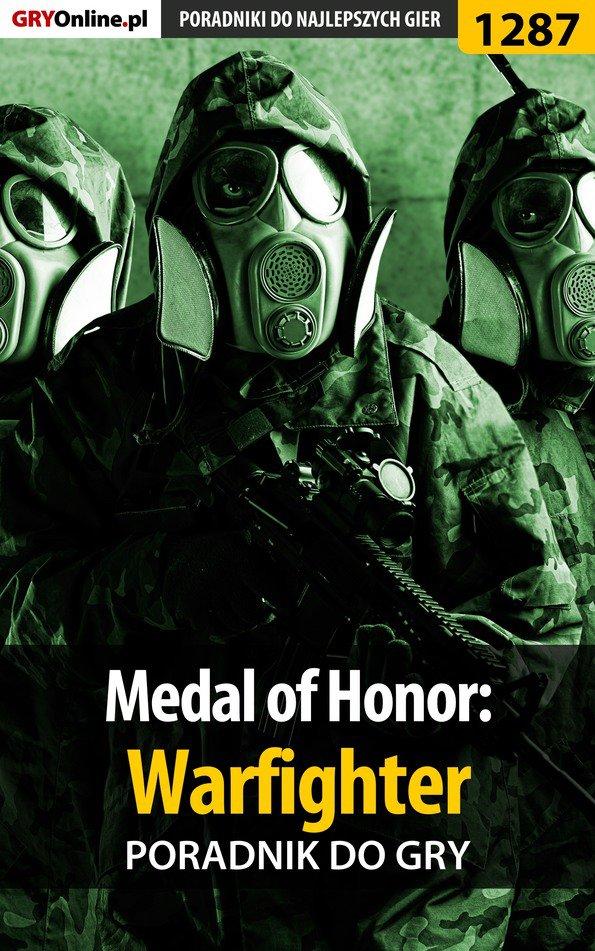 Medal of Honor: Warfighter - poradnik do gry - Ebook (Książka EPUB) do pobrania w formacie EPUB