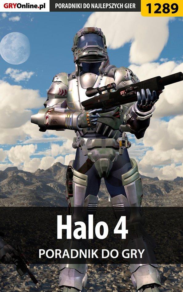Halo 4 - poradnik do gry - Ebook (Książka EPUB) do pobrania w formacie EPUB