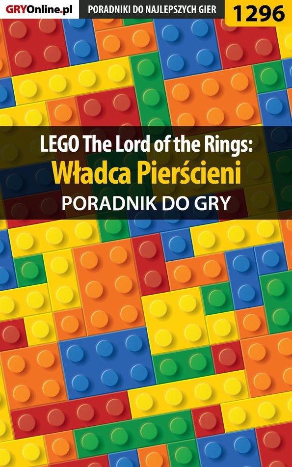 LEGO The Lord of the Rings: Władca Pierścieni - poradnik do gry - Ebook (Książka EPUB) do pobrania w formacie EPUB
