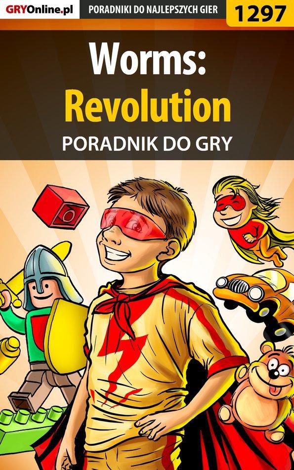 Worms: Revolution - poradnik do gry - Ebook (Książka EPUB) do pobrania w formacie EPUB