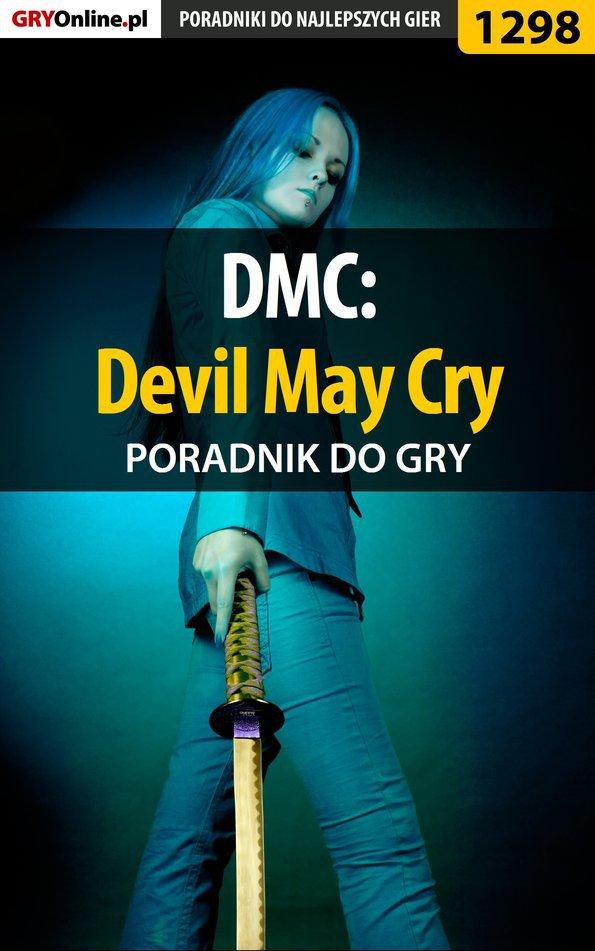 DMC: Devil May Cry - poradnik do gry - Ebook (Książka EPUB) do pobrania w formacie EPUB