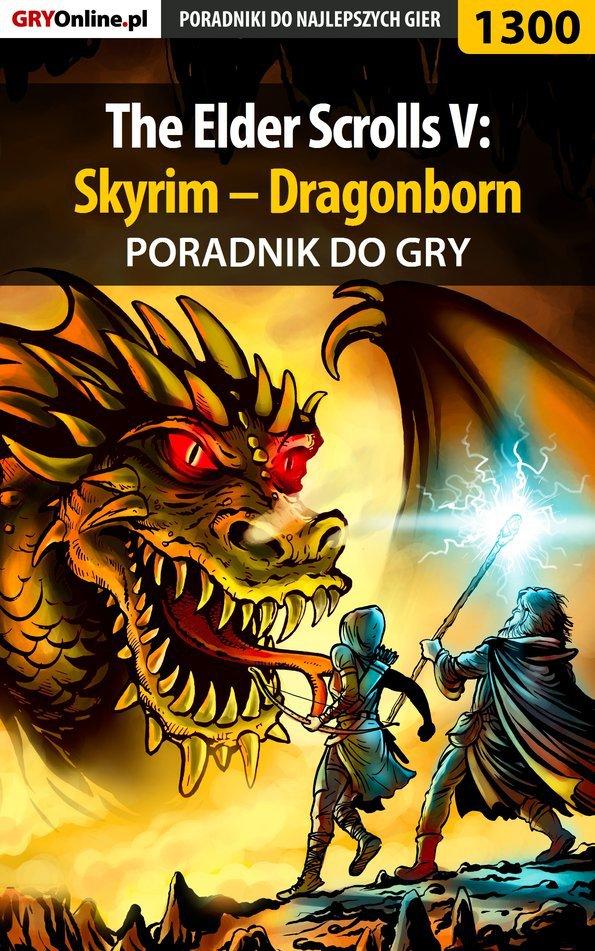 The Elder Scrolls V: Skyrim – Dragonborn - poradnik do gry - Ebook (Książka EPUB) do pobrania w formacie EPUB