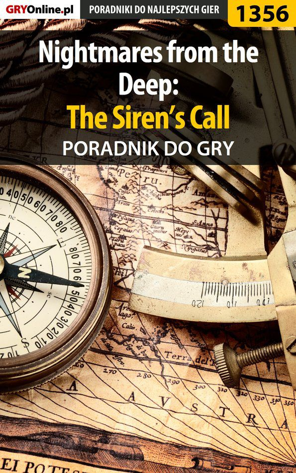 Nightmares from the Deep: The Siren's Call - poradnik do gry - Ebook (Książka EPUB) do pobrania w formacie EPUB