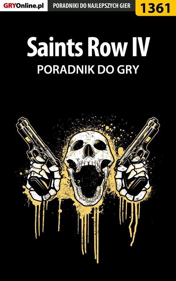 Saints Row IV - poradnik do gry - Ebook (Książka EPUB) do pobrania w formacie EPUB