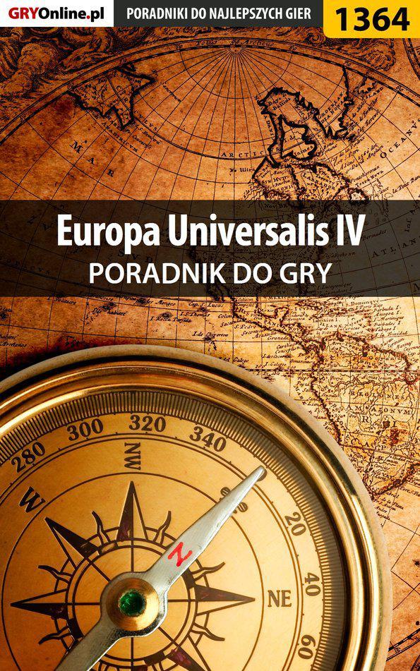 Europa Universalis IV - poradnik do gry - Ebook (Książka EPUB) do pobrania w formacie EPUB