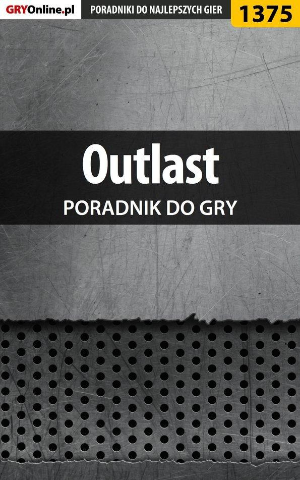 Outlast - poradnik do gry - Ebook (Książka EPUB) do pobrania w formacie EPUB