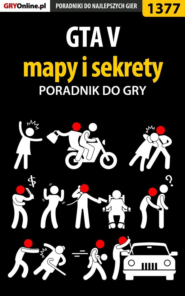 GTA V - mapy i sekrety - poradnik do gry - Ebook (Książka EPUB) do pobrania w formacie EPUB