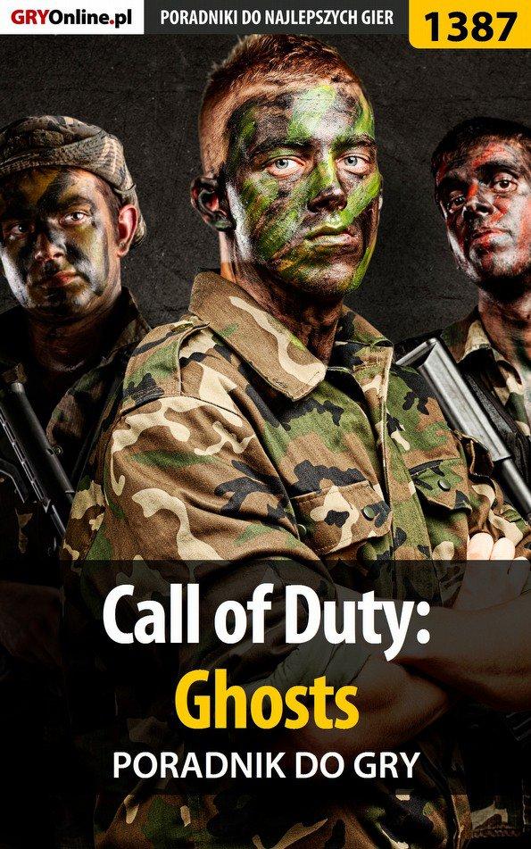 Call of Duty: Ghosts - poradnik do gry - Ebook (Książka EPUB) do pobrania w formacie EPUB