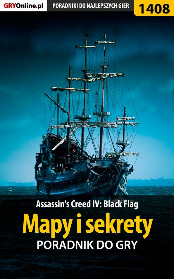 Assassin's Creed IV: Black Flag - mapy i sekrety - Ebook (Książka EPUB) do pobrania w formacie EPUB