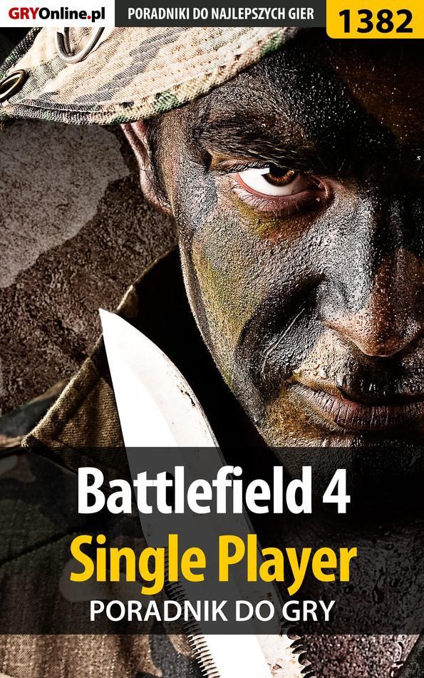 Battlefield 4 - poradnik do gry - Ebook (Książka EPUB) do pobrania w formacie EPUB