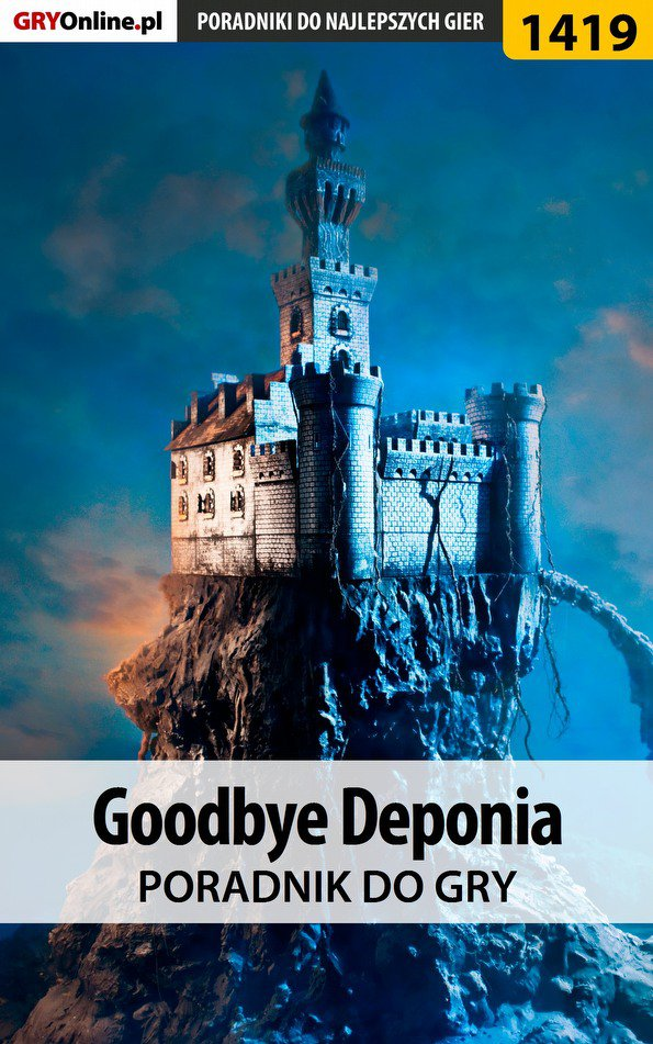 Goodbye Deponia - poradnik do gry - Ebook (Książka EPUB) do pobrania w formacie EPUB