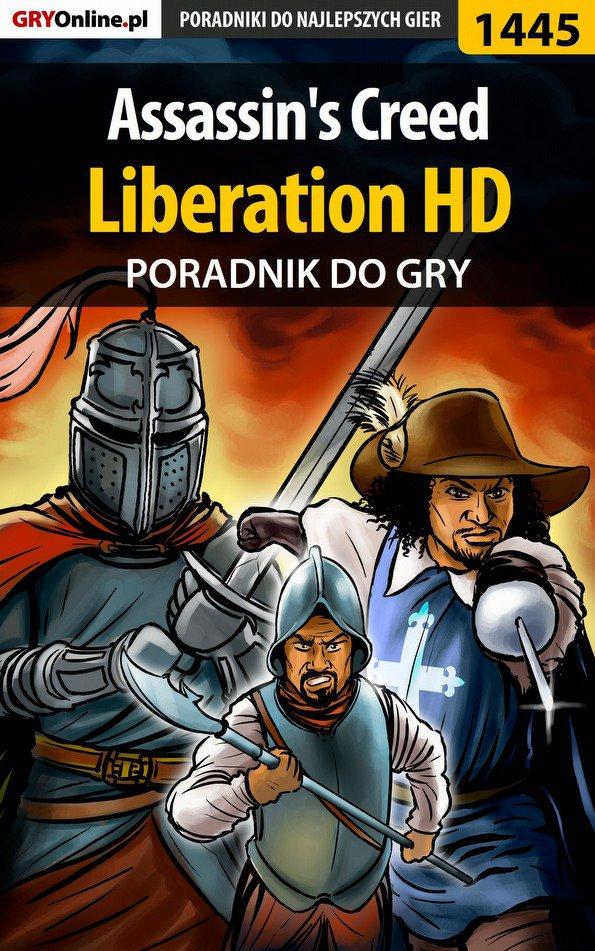 Assassin's Creed: Liberation HD - poradnik do gry - Ebook (Książka EPUB) do pobrania w formacie EPUB