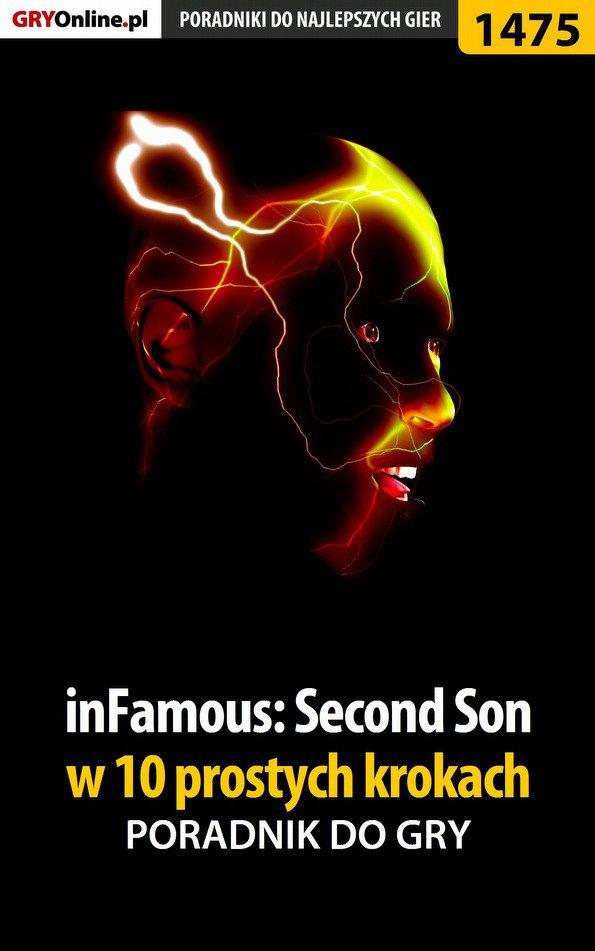 inFamous: Second Son w 10 prostych krokach - Ebook (Książka EPUB) do pobrania w formacie EPUB