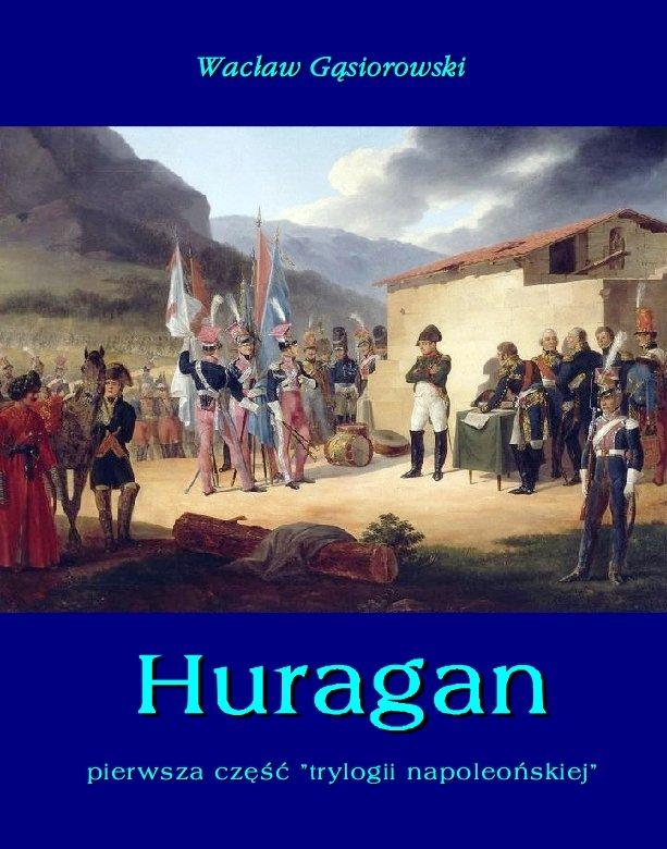 Huragan - Ebook (Książka na Kindle) do pobrania w formacie MOBI