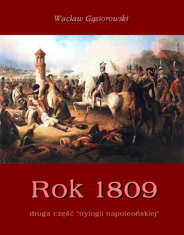 Rok 1809 - Ebook (Książka na Kindle) do pobrania w formacie MOBI