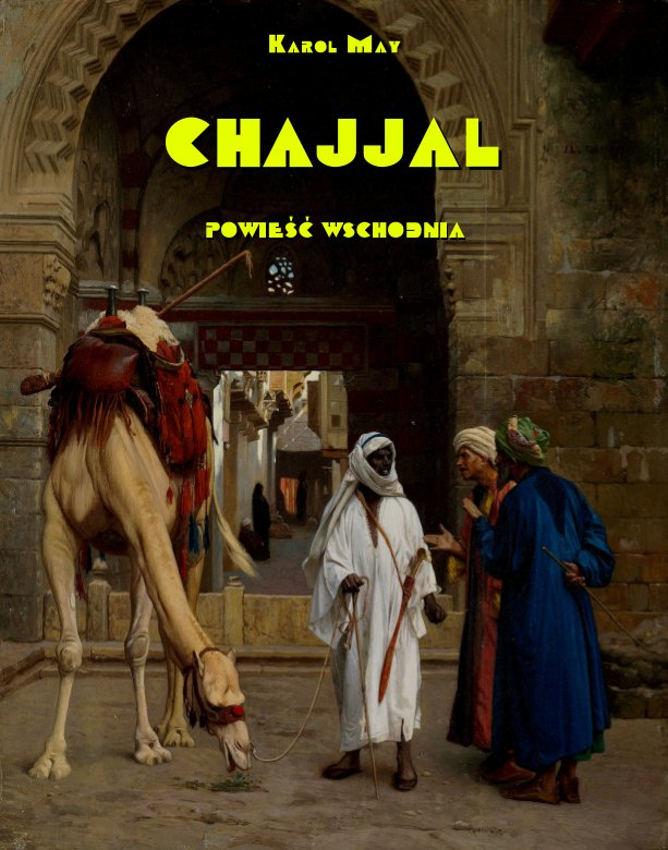 Chajjal. Powieść wschodnia - Ebook (Książka na Kindle) do pobrania w formacie MOBI