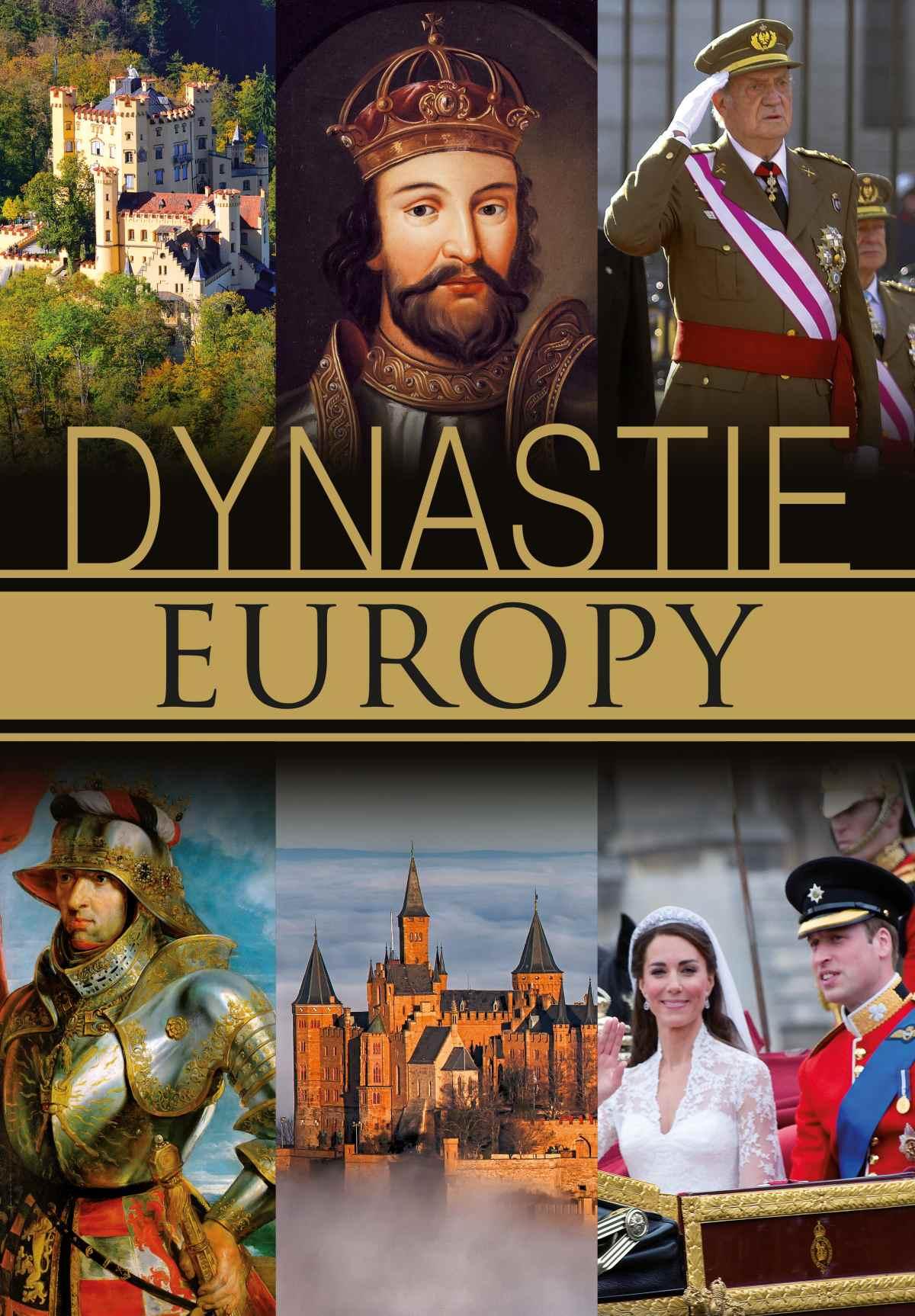 Dynastie Europy - Ebook (Książka PDF) do pobrania w formacie PDF