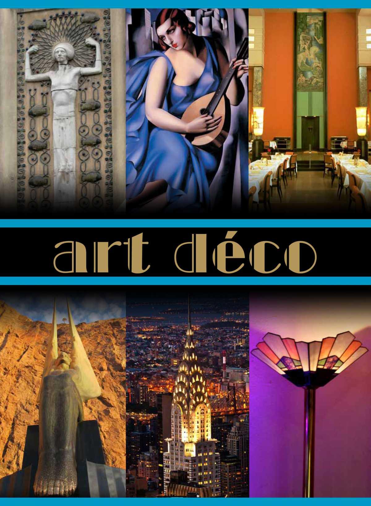 Art déco - Ebook (Książka PDF) do pobrania w formacie PDF