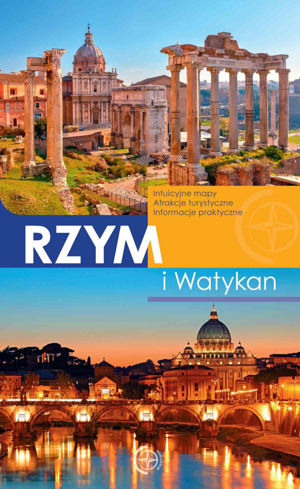 Przewodniki. Rzym i Watykan - Ebook (Książka PDF) do pobrania w formacie PDF