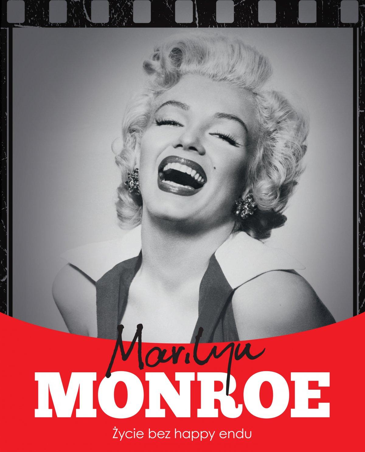 Marilyn Monroe. Życie bez happy endu - Ebook (Książka PDF) do pobrania w formacie PDF