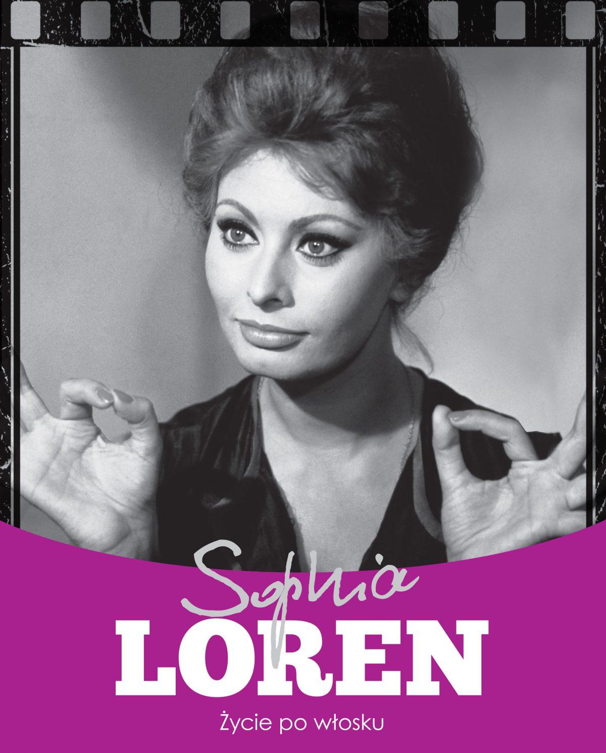 Sophia Loren. Życie po włosku - Ebook (Książka PDF) do pobrania w formacie PDF