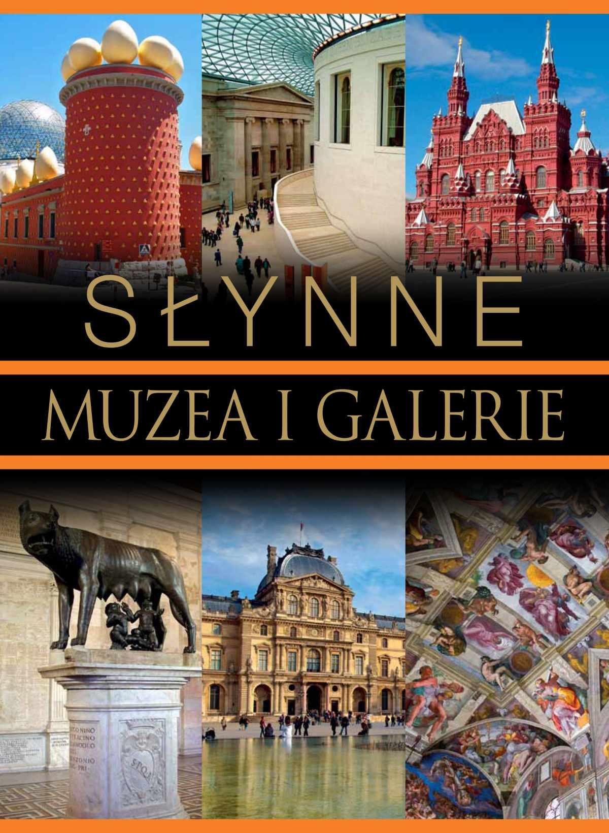 Słynne muzea i galerie - Ebook (Książka PDF) do pobrania w formacie PDF