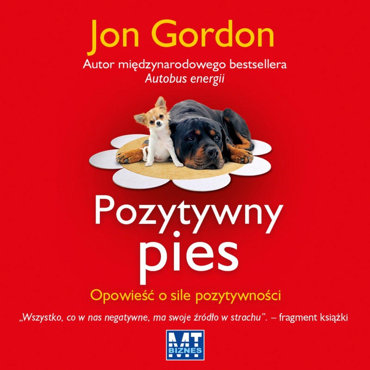 Pozytywny pies - Audiobook (Książka audio MP3) do pobrania w całości w archiwum ZIP