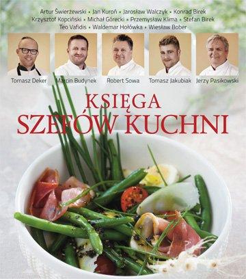 Księga szefów kuchni - Ebook (Książka na Kindle) do pobrania w formacie MOBI