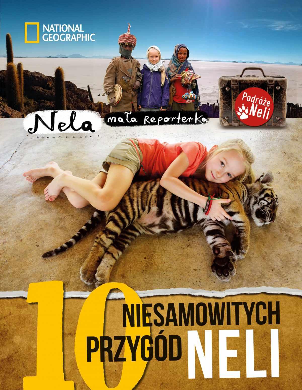 10 niesamowitych przygód Neli - Ebook (Książka na Kindle) do pobrania w formacie MOBI