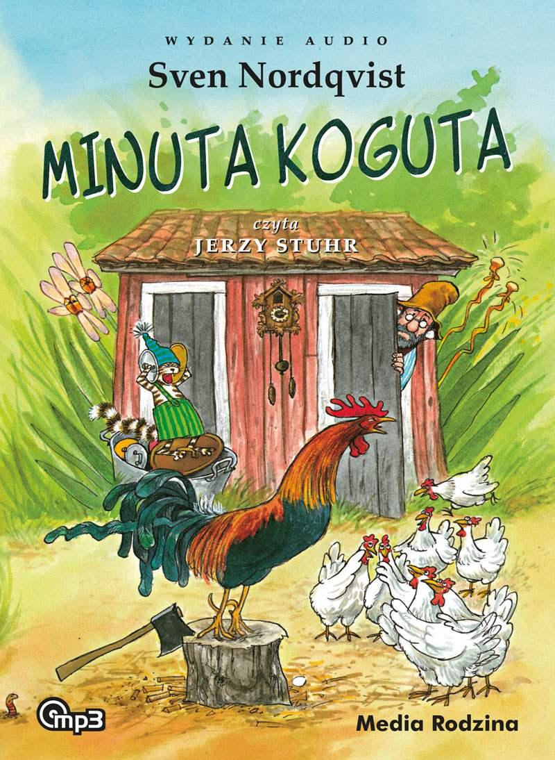 Minuta koguta - Audiobook (Książka audio MP3) do pobrania w całości w archiwum ZIP
