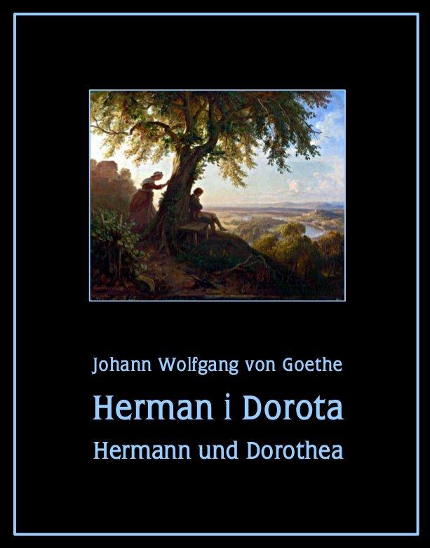 Herman i Dorota. Hermann und Dorothea - Ebook (Książka na Kindle) do pobrania w formacie MOBI