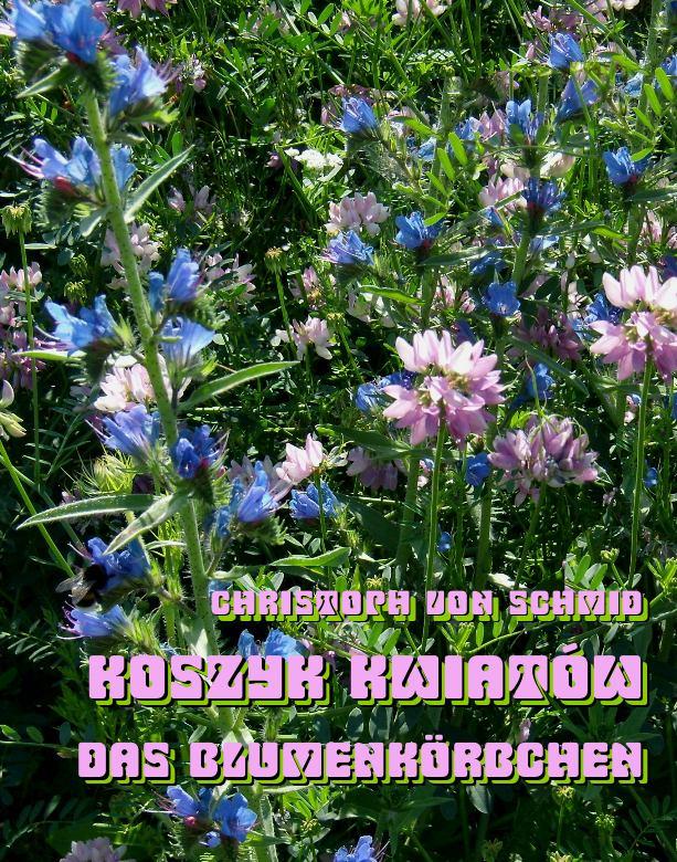 Koszyk kwiatów. Das Blumenkörbchen - Ebook (Książka na Kindle) do pobrania w formacie MOBI