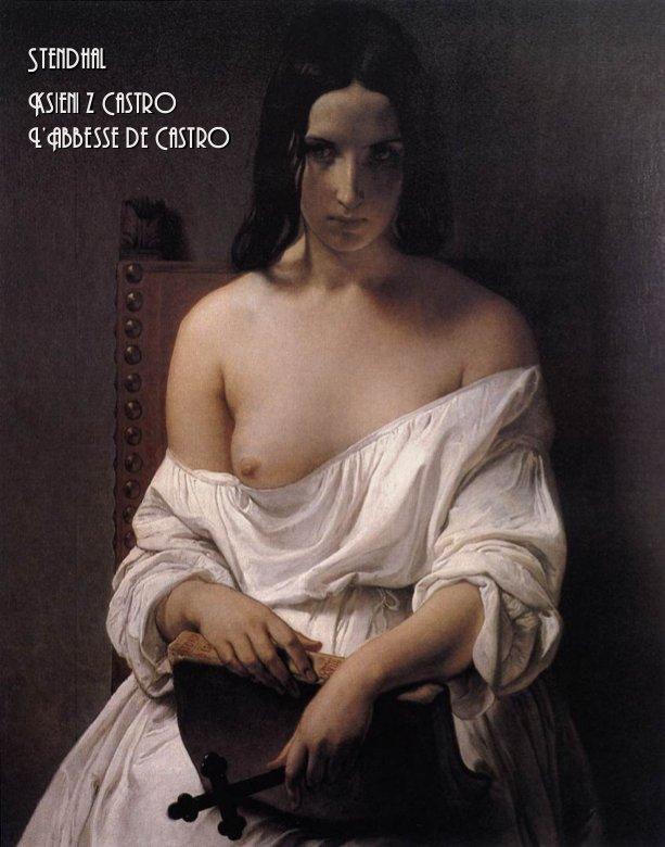 Ksieni z Castro. L'Abbesse de Castro - Ebook (Książka EPUB) do pobrania w formacie EPUB