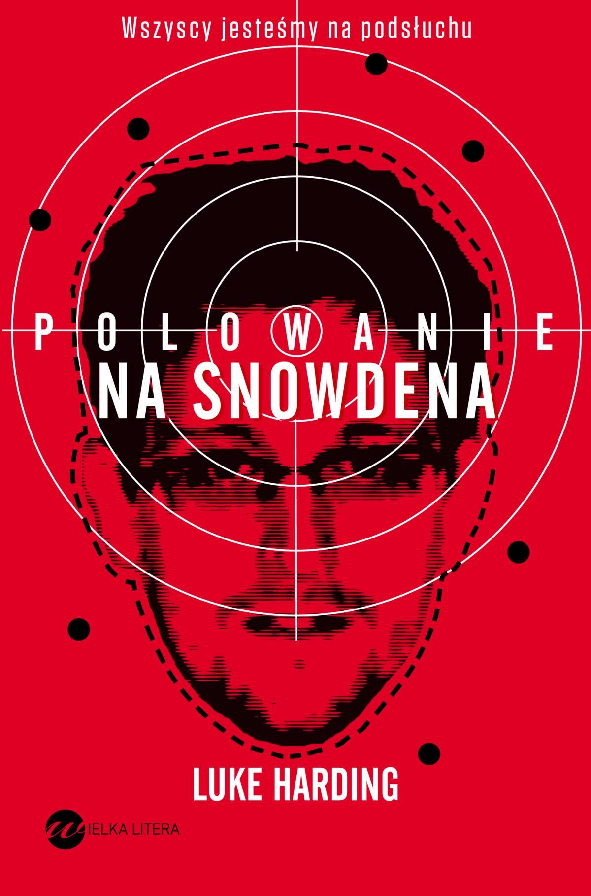 Polowanie na Snowdena - Ebook (Książka EPUB) do pobrania w formacie EPUB