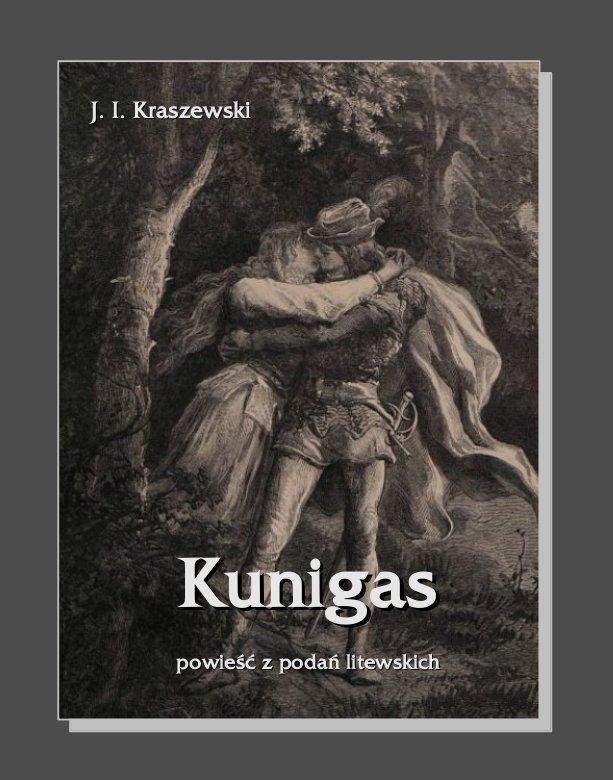 Kunigas - powieść z podań litewskich - Ebook (Książka EPUB) do pobrania w formacie EPUB
