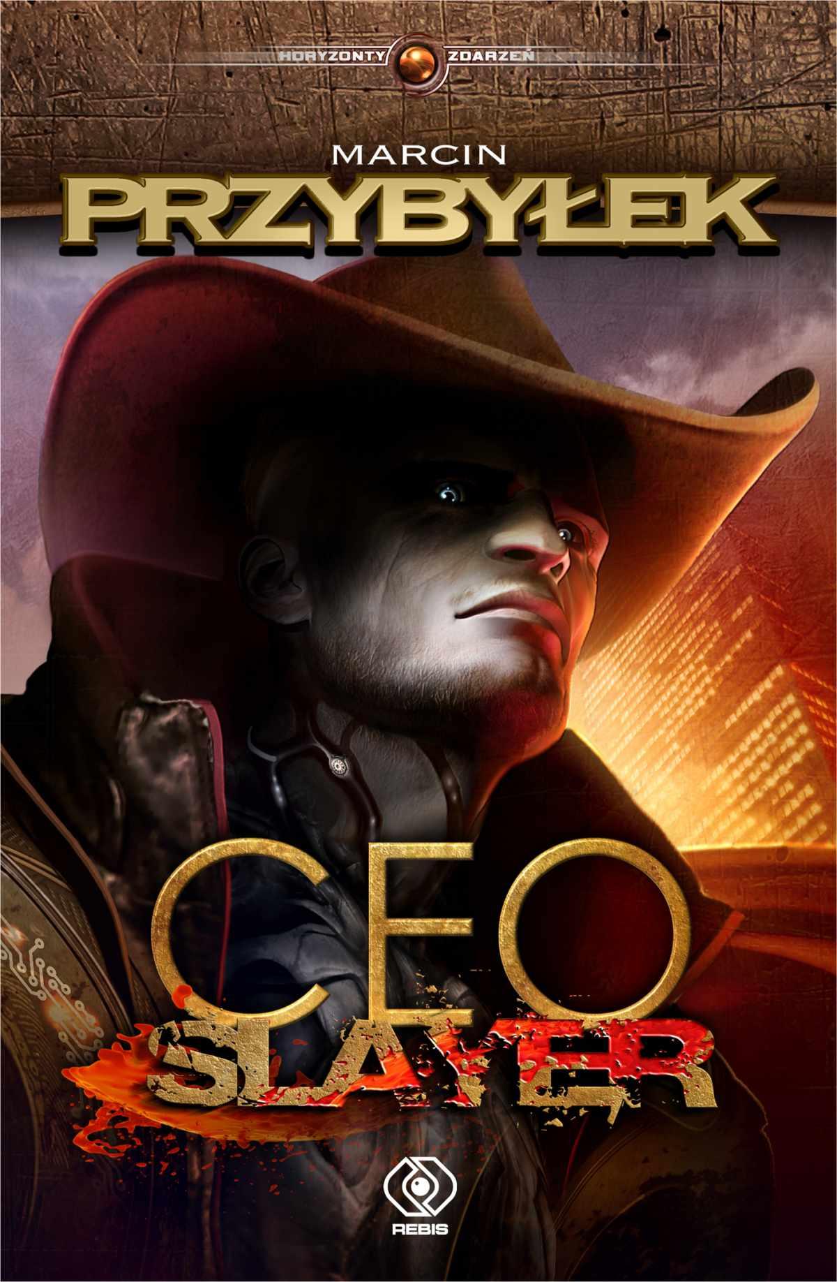 CEO Slayer - Ebook (Książka EPUB) do pobrania w formacie EPUB